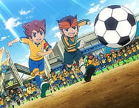 Inazuma Eleven Go Chrono Stone : Le football de l'espace