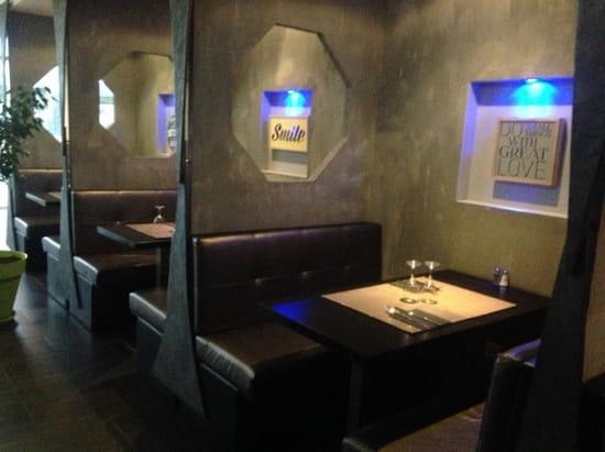 Restaurant : Brasserie Lounge Le Melau