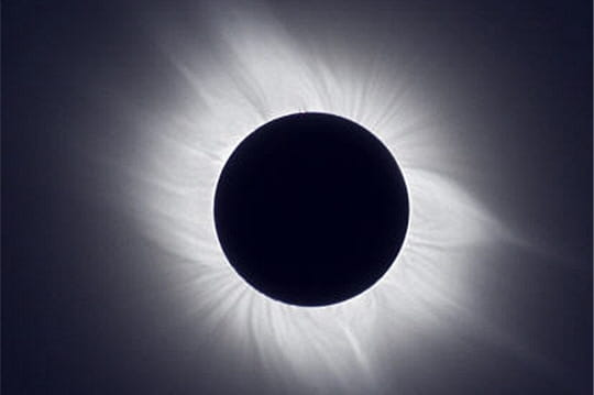 Eclipse juillet 2008