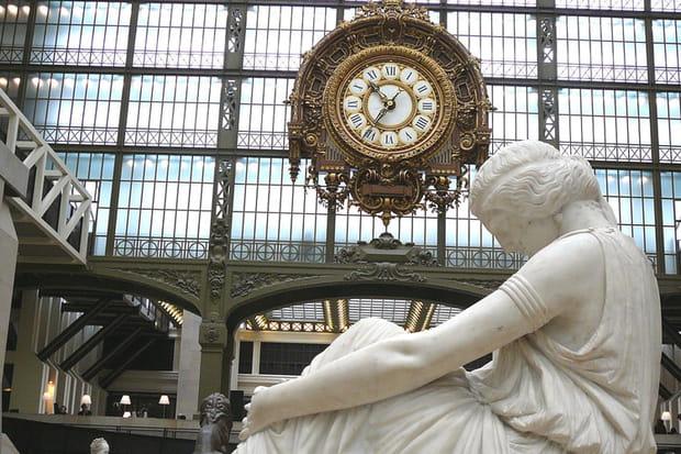 4e: Le Musée d'Orsay, Paris