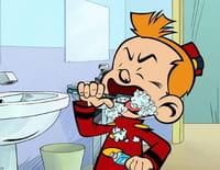 Le Petit Spirou : Comment survivre à la mauvaise haleine ?