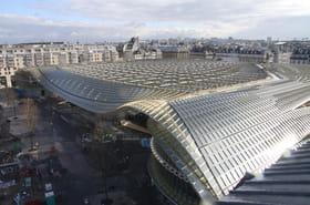 Halles de Paris: découvrez l'immense canopée en images [PHOTOS]