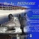 Blue Ice  - patinoire photo -