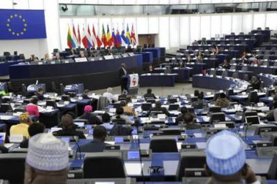 Parlement européen : PPE, PSE... Lacomposition après les élections 2014