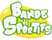 Bande de sportifs : Le handball