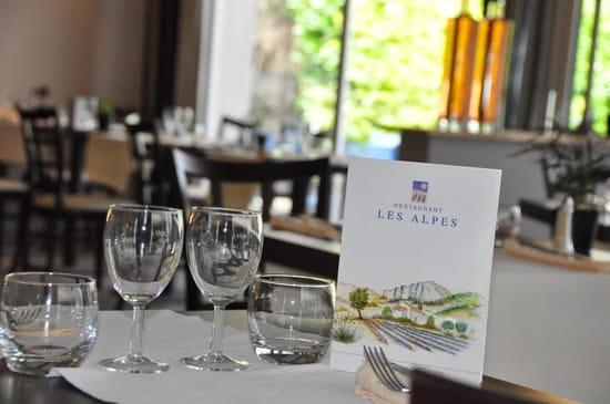 Restaurant les Alpes