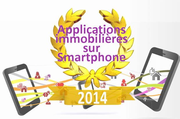 Le palmarès 2014 des meilleures applications immobilières sur Smartphone