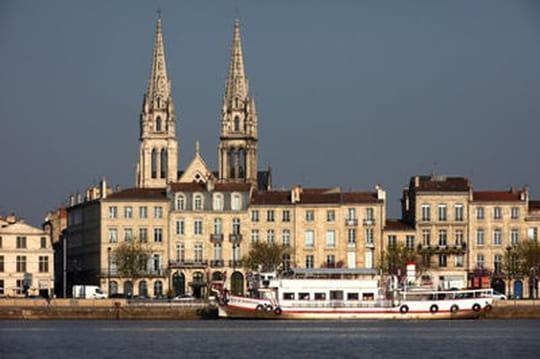 Bordeaux et son fleuve: une redécouverte magique