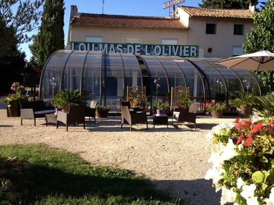 Restaurant : Lou Mas de l'Olivier