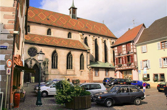 Eglise du couvent