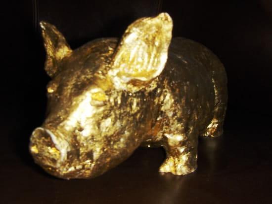 Le Cochon d'Or à Beuzeville  - le cochon d'or -