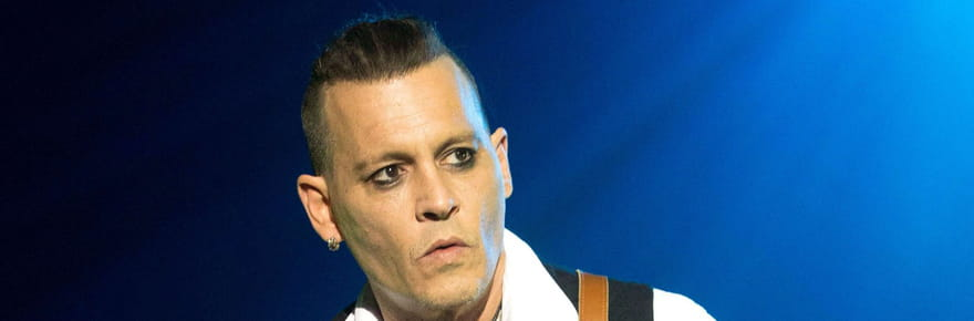 Johnny Depp: drogue, alcool, argent... Il se livre sur sa vie dissolue