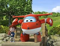 Super Wings, paré au décollage ! : La grosse bebête