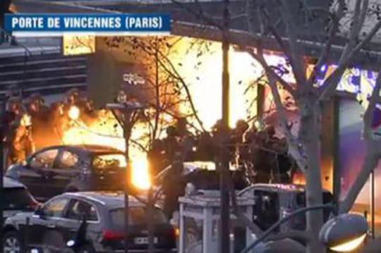 Vidéo Vincennes etDammartin: desimages ultra-violentes desassauts contre lesprise d'otages