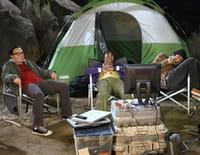The Big Bang Theory : Bras cassé et voie lactée