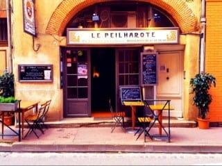 Restaurant : Au peilharote  - Au Peilharote -