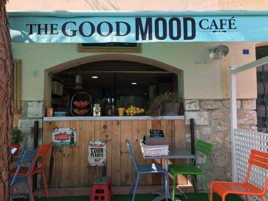 Restaurant : The Good Mood Café  - Le bar -   © The Good Mood Café