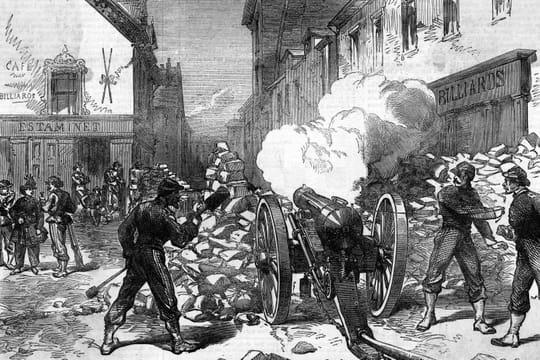 La commune de Paris: résumé de l'épisode insurrectionnel de 1871