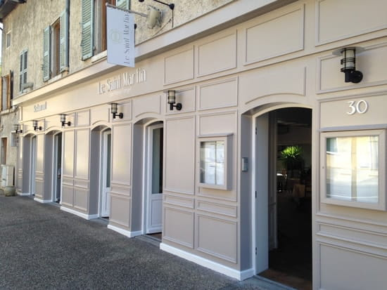 Le Saint Martin  - Restaurant Le Saint Martin -