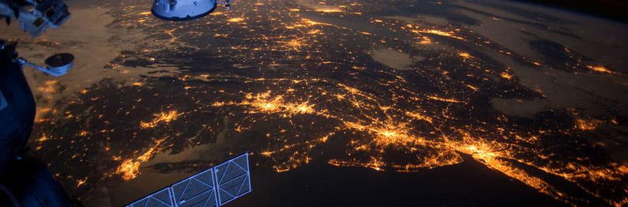 NASA : les incroyables photos de notre planète lanuit