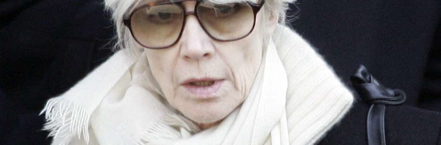 Françoise Hardy: dans lecoma, elle avait accepté lamort
