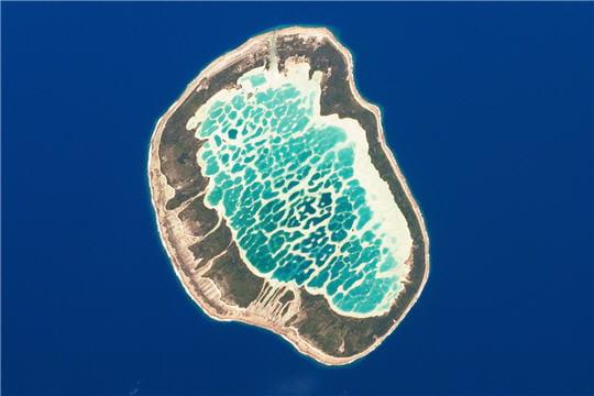 Atoll Polynésie Française