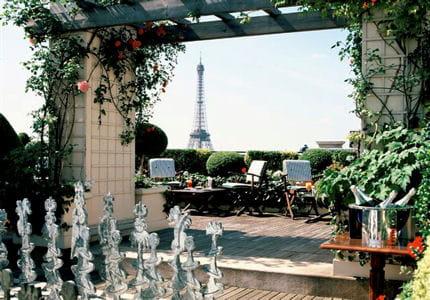 Les Jardins Plein Ciel A Paris