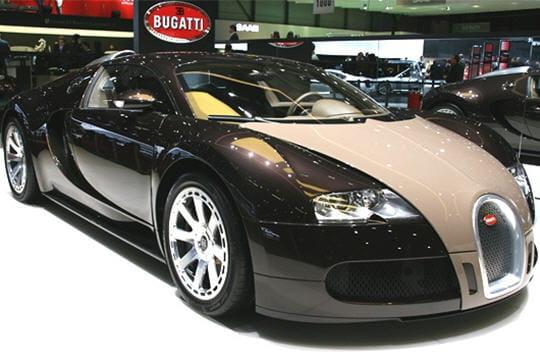 la voiture la plus ch re du monde en production. Black Bedroom Furniture Sets. Home Design Ideas