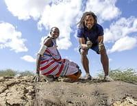 Tribus XXI : Au Kenya chez les Massaï