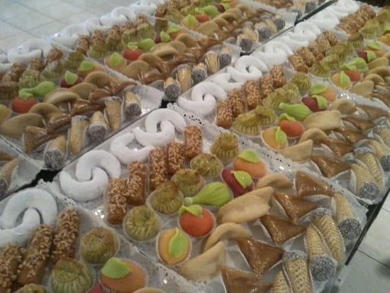 Delices d'Ines  - plateau de 35 pièce / mariage -