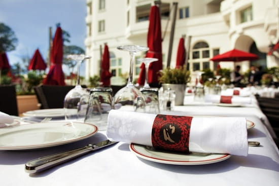 Fouquet's Cannes   © Hôtel Majestic Barrière
