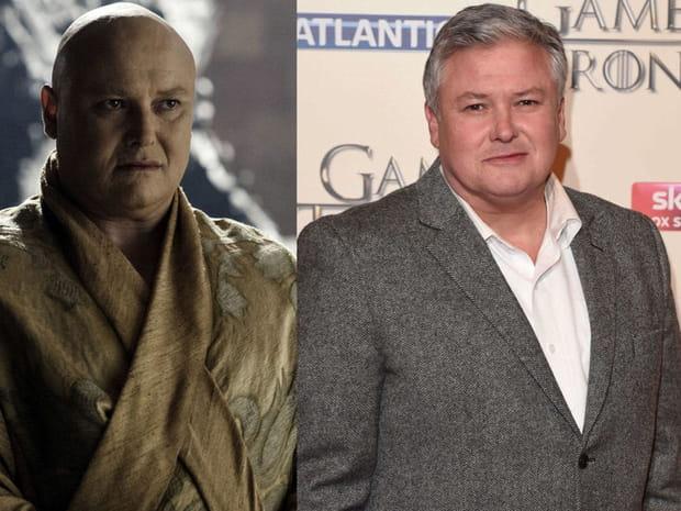 Game of Thrones: découvrez le vrai visage des acteurs de la série