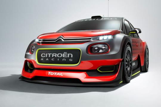 Citroën Concept C3WRC: toutes les infos et photos officielles