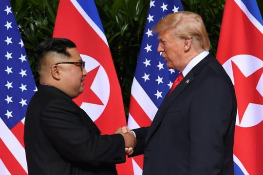 Trump-Kim, Kim-Moon, Sadate-Begin, Obama-Castro: des poignées de mains historiques
