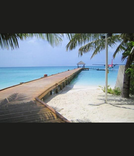 Les Maldives le début du rêve