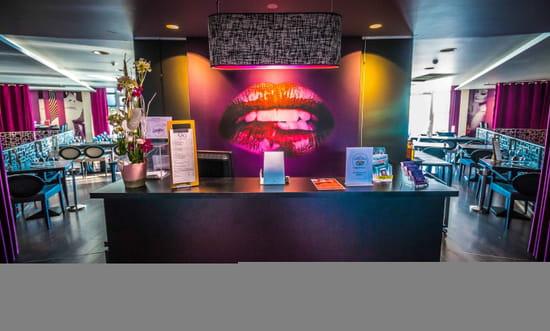 Restaurant : Le QG  - Entrée du Restaurant -   © Restaurant le QG