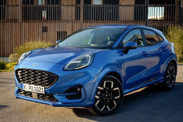 Essai du Ford Puma: que vaut le nouveau bébé de Ford?