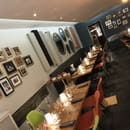 Restaurant : Le Moderne   © deco