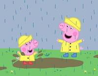 Peppa Pig : George attrape un rhume