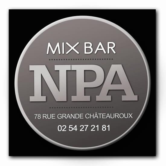 Nulle Part Ailleurs  - Logo NPA  -