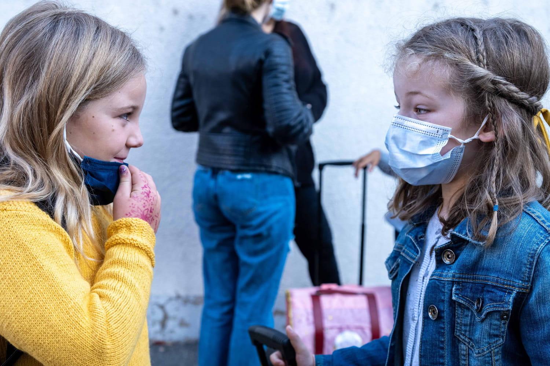 Covid chez l'enfant: y a-t-il un rebond de l'épidémie chez les plus jeunes?