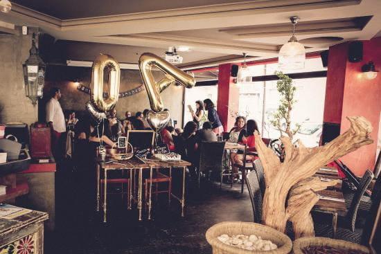Café les écrivains
