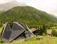 La nouvelle architecture alpine : Le Tyrol du Sud