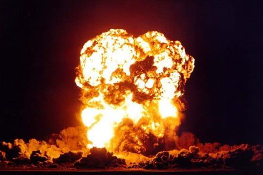 "La bombe ""Smoky"""