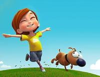 Paf le chien : Il court, il court le colis