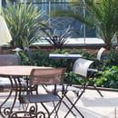 La Table Des Douets Fleuris  - la terrasse -