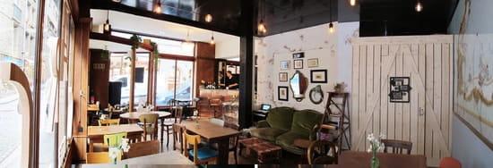 Cargo Culte  - Café Brocante Cantine -   © pauline gauttier