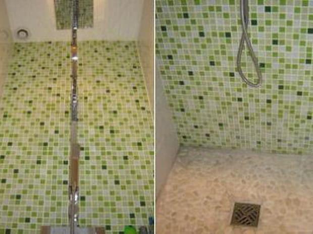 Construire une douche à l'italienne : pas à pas