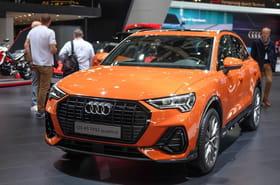 Audi Q3: les photos du nouveau Q3au Mondial de l'Auto [infos, prix]