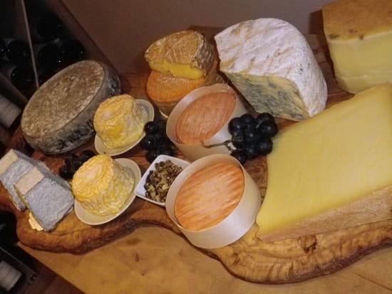À la Cave où Manger  - Plateau de fromages -